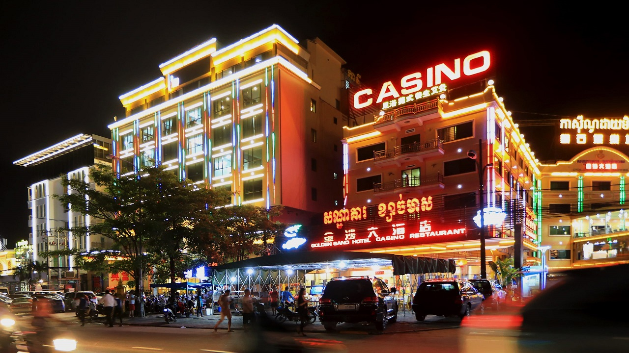 Casino Doesn't Must Be Exhausting Learn These Eight Ideas