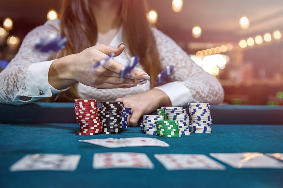 It's The Facet Of Excessive Online Gambling Seen, But That Is Why Is Needed